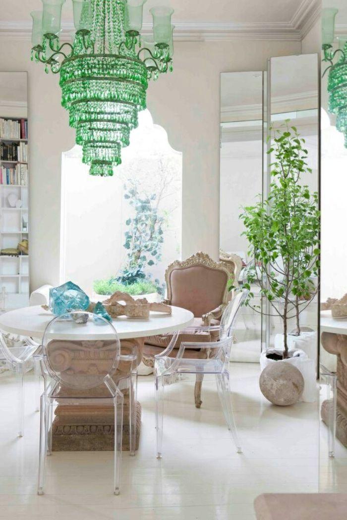 Les 139 meilleures images du tableau salle de s jour sur - Chaises transparentes conforama ...