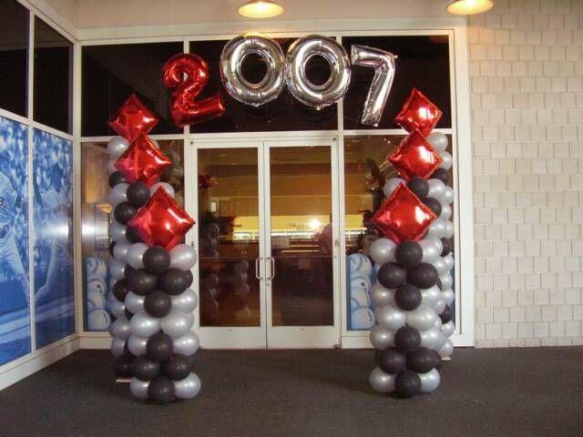 High School Graduation Centerpieces | Party Favors Ideas