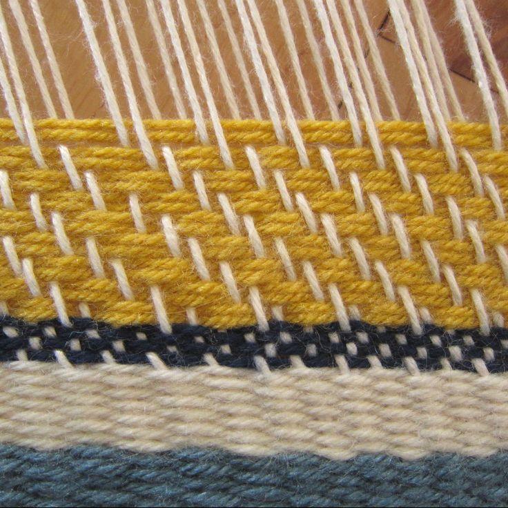 Branch Weaving : Weaving Pattern