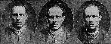 Galton Study - average faces of criminals