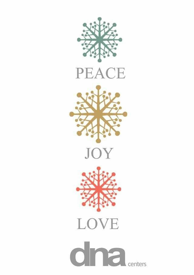 Peace, Joy & love !!!  Enjoy the holidays !  #christmas2017 #aestheticmedicine #beauty #dna www.dnacenters.gr