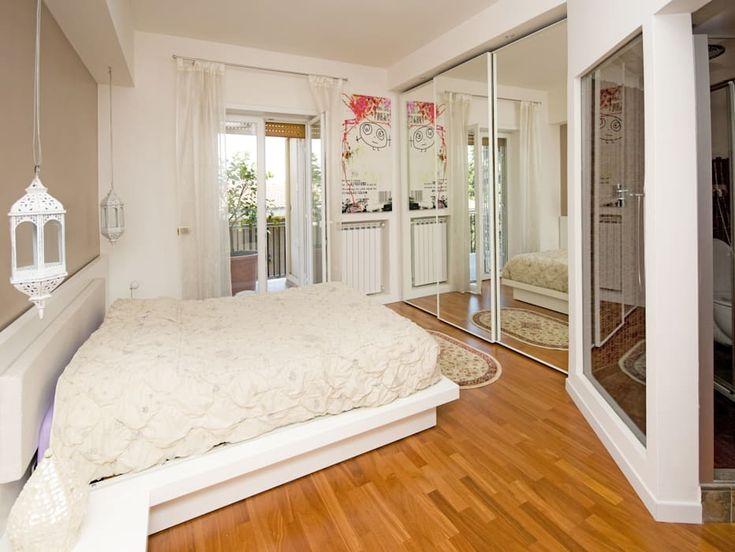 Ristrutturazione appartamento 130 mq camera da letto