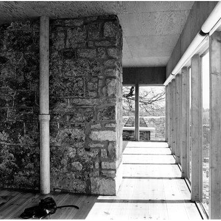 Upper Lawn Pavilion, Font Hill Estate, Tisbury   RIBA