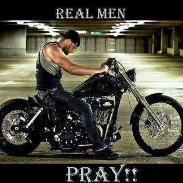 Real Men Pray!!