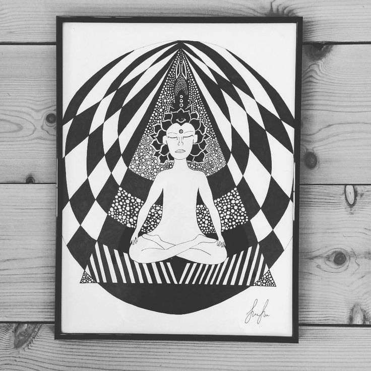 https://www.instagram.com/simonestubgaard/ #art #personalizedart #drawing #yoga #Buddha #drawingpatterns #meditation #zen #pendrawing #artist #simonestubgaard