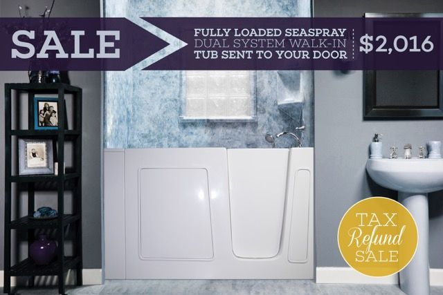 Tub King Walk In Tubs. Senior Walk in Bathtubs by Tub King  Tubs Safe and Relaxing Pinterest