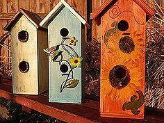 madeira reciclada, jardinagem, reaproveitamento de upcycling, projetos de carpintaria, casas de pássaros feitos de restos de madeira compensada
