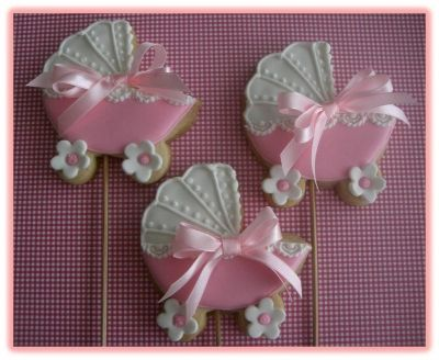 Baby Strollers By osorio on CakeCentral.com