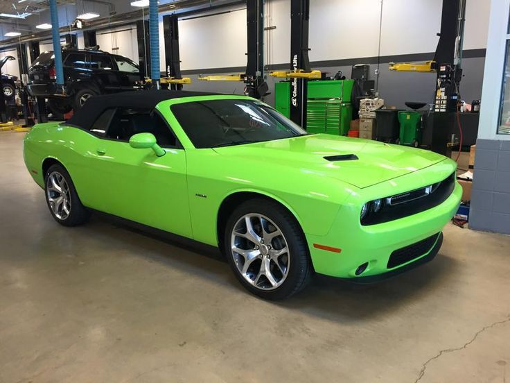 Next Lets See A Convertible Hellcat Muscle Cars
