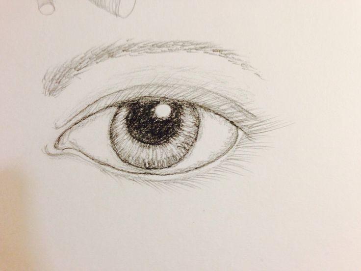 And eye drew this eye