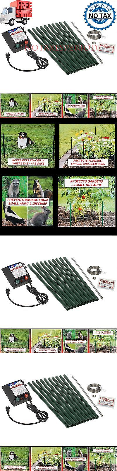 Electronic Fences 116388: No Tax! Electric Fence Kit Above Ground For Pet Dog And Animals Training 5 Acres -> BUY IT NOW ONLY: $75.72 on eBay!