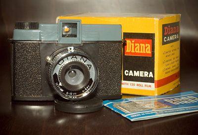 Diana - Diana camera