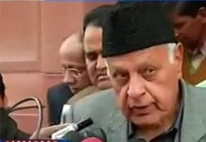Farooq Abdullah apologizes for 'sexist' remarks
