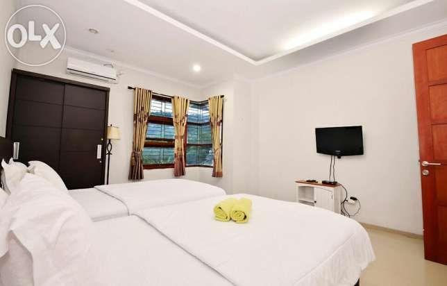 Sewa Villa Bandung (Amethyst 53)