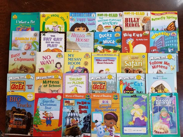Lot 30 Books Preschool Childrens Leveled Readers PRE-READER Teacher Easy Pre-1