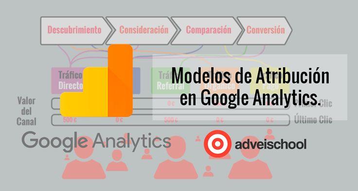 Los modelos de atribución es otra de las herramientas que Google Analytics pone a nuestra disposición, y que nos sirve para poder conocer que fuente de tráfico tiene más importancia.  Hoy os contamos más sobre este tema, esperamos que os sirva.