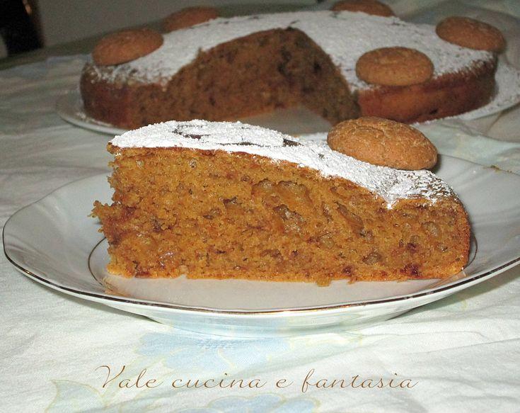 torta con amaretti cioccolato e ricotta {http://blog.giallozafferano.it/valeriaciccotti/torta-con-amaretticioccolato-e-ricotta/}