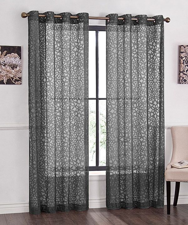 65 best curtain designs images on pinterest shades for Household design 135 curtain road