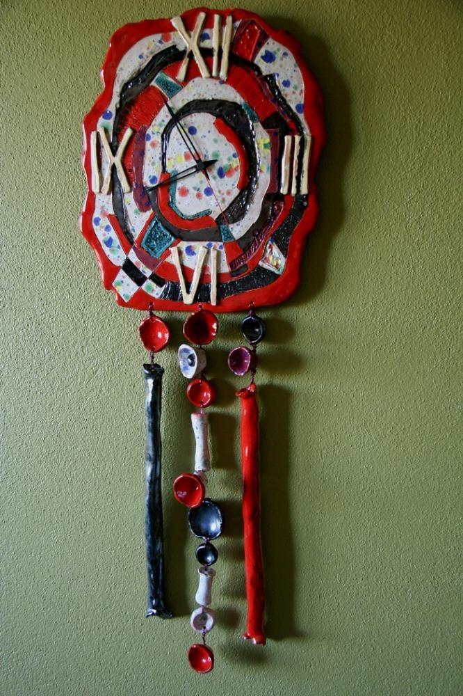 Keramicke hodiny origos