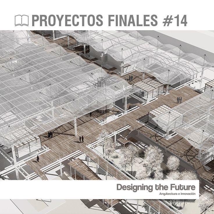 Iñigo Esteban | Metamorfosis. Regeneración del poligono industrial de Cobo Calleja 2016 EPS San Pablo CEU #DTF14