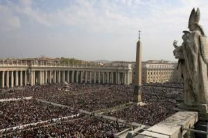 What Happens During Easter Week at the Vatican and in Rome?: Palm Sunday and Easter Week at the Vatican