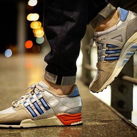 best authentic ddd2d b4b31 Adidas x Packer Shoes - EQT Support Micropacer