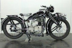 BMW R4 1936 400cc 1 cyl ohv