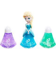 FROST Elsa blå hårmascara I BR, 70 kr