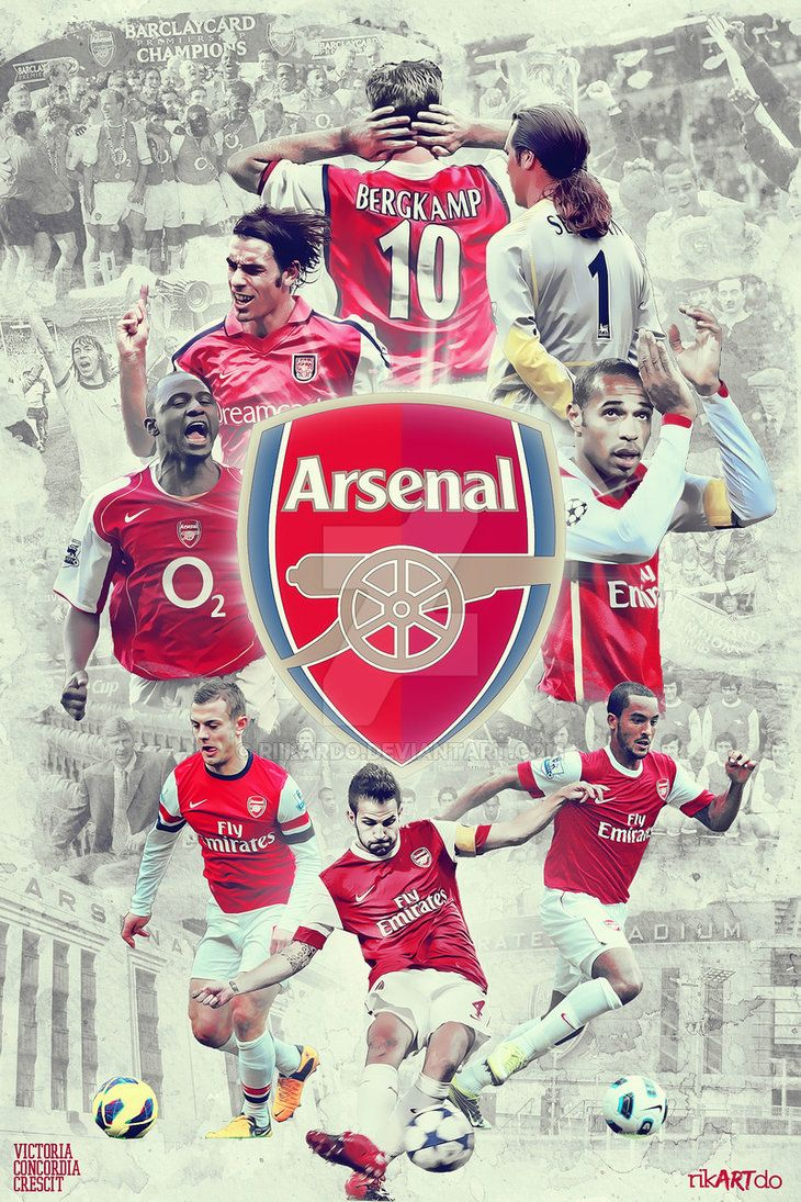 Arsenal Football Club by riikardo