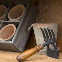 Iron Gardening Hand Tool | Garden Tools | Hand Tiller