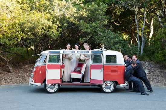 Sally and Andrews Vintage Style Noosa Wedding On The Beach