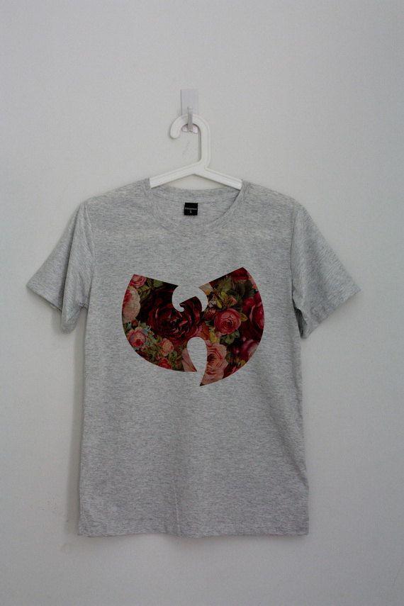 Wu Tang Shirt Wu Tang Clan T-Shirt TShirt T Shirt by Natsweet2015