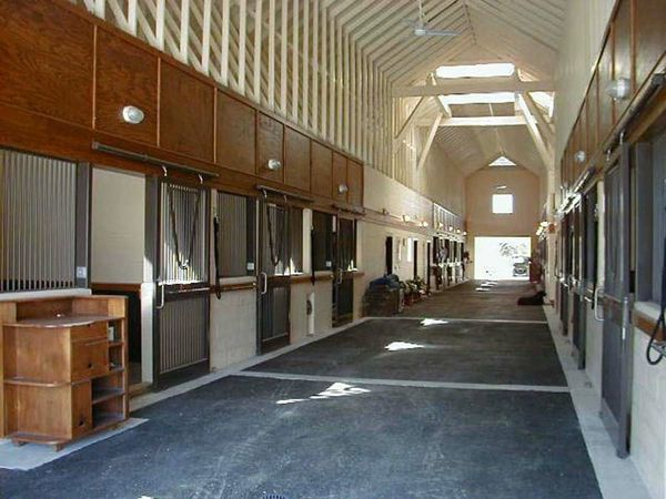20 best images about barn aisles on pinterest skylights Horse stable design