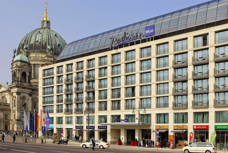 Get Best Rates at  http://www.lowestroomrates.com/Berlin/Radisson-Blu-Hotel-Berlin.html    With a stay at Radisson Blu Hotel, Berlin, you'll be centrally located in Berlin, steps from Aquadom and DDR Museum. This 5-star hotel is close to Pergamon Museum and Alexanderplatz.  #RadissonBlu #BerlinHotels