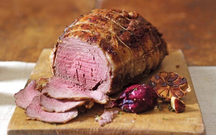 N170 Silverside beef roast