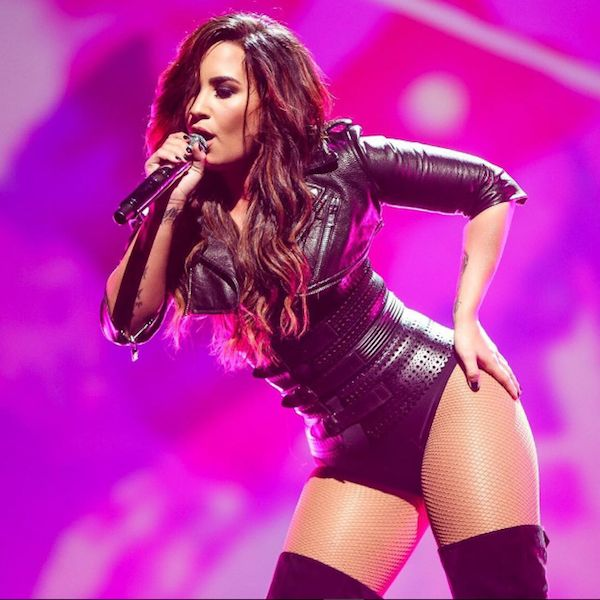 """Demi Lovato Almost Made It Through The """"Future Now"""" Tour Uninjured - http://oceanup.com/2016/09/19/demi-lovato-almost-made-it-through-the-future-now-tour-uninjured/"""