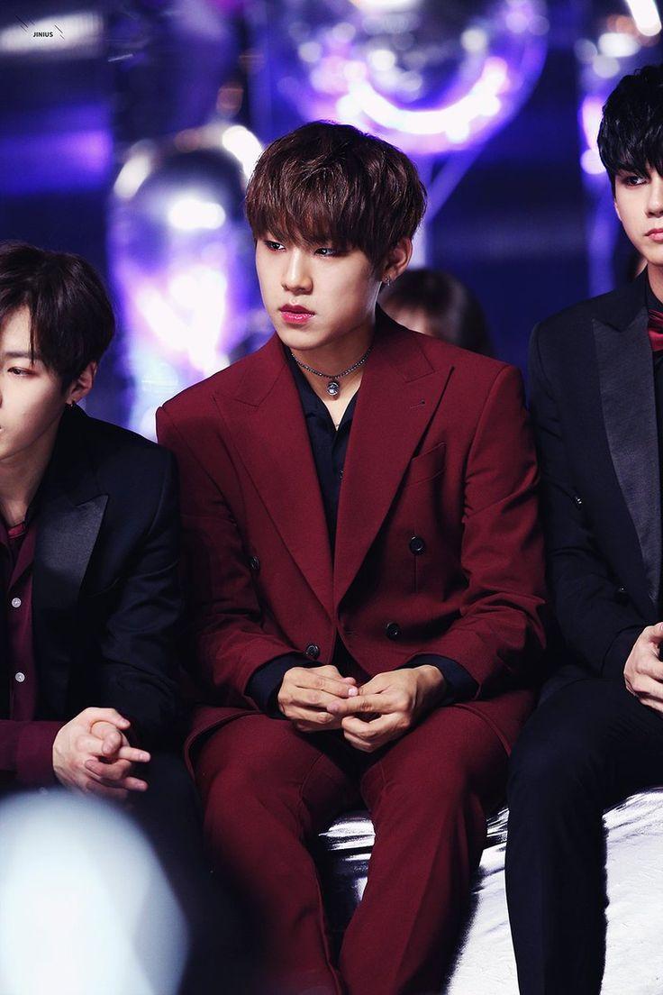 Park Woojin // PWJ  WANNA ONE