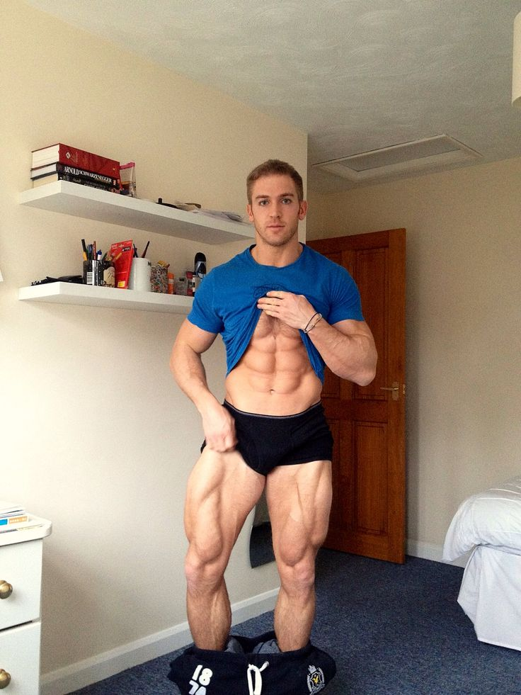 Awesome #abs genetics