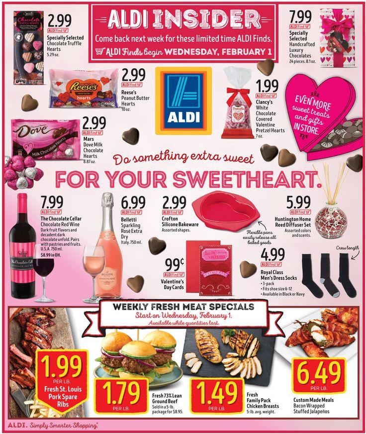 Aldi In Store Ad Starting February 1, 2017 - http://www.olcatalog.com/grocery/aldi/aldi-in-store-ad.html