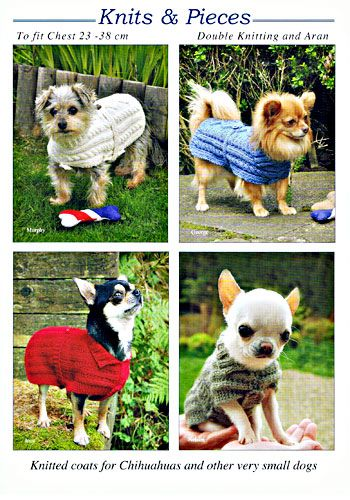 Dog Coats – Knit and Pieces