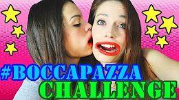 BOCCA PAZZA CHALLENGE CON MIA SORELLA! - YouTube