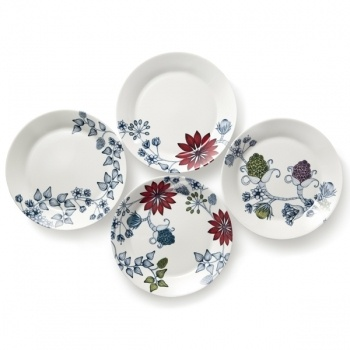 Arabia Runo Plates