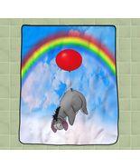 Disney Winnie The Pooh Eeyore on Sky Rainbow ne... - $27.00 - $35.00