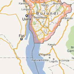 Best BURUNDI Images On Pinterest Countries Paisajes And Africa - Burundi clickable map