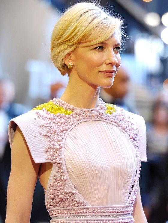 Cate Blanchett en 2011.