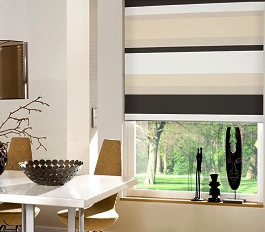 Contemporary Kitchen Window Treatments: 1000+ Ideas About Modern Kitchen Curtains On Pinterest