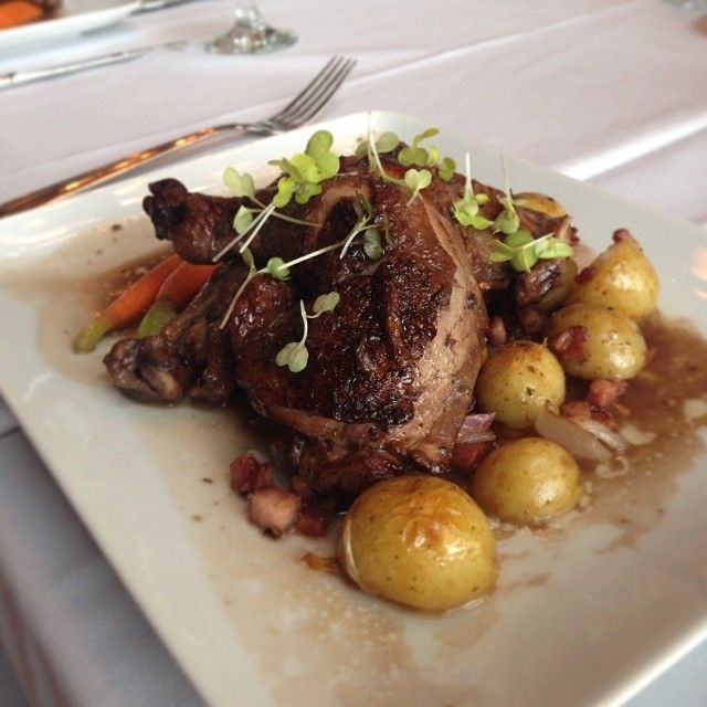 Coq au Vin anyone? #selkirkgrille #heritageparkyyc