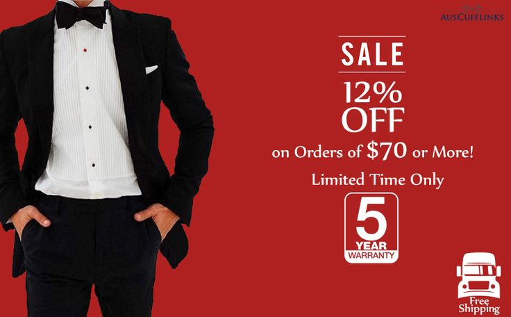 Get Premium quality cufflinks, ties and pocket squares from our hand-picked range. An ideal gift for someone special or for yourself! FREE SHIPPING + 12% OFF, ORDERS OF $70 OR MORE! www.auscufflinks.com.au Use Coupon: 12OFF #mensfashion #wedding #pocketsquares #dapperstyle #menswear #ties #menwithclass #lifestyle #stylish #classy #australia #suitup #groomsmen #auscufflinks