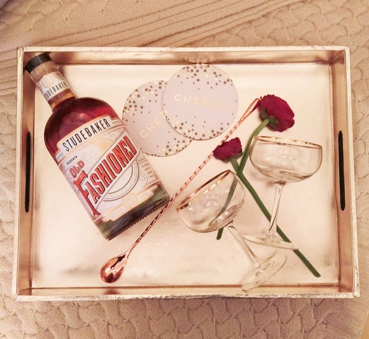 Festive #Cocktails: Studebaker Manhattan and Studebaker Old Fashioned #recipel
