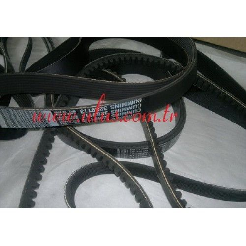 04120-21748 V-BELT, V-KAYIŞ İş makinaları parçaları Spare Parts, Motor Yedek parçaları